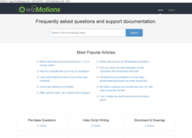 wizmotions.helpscoutdocs.com