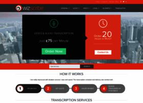 wizscribe.com