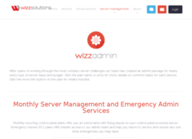 wizzadmin.wizzsolutions.com