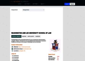 wl.lawschoolnumbers.com