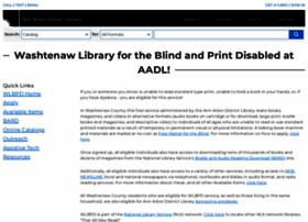wlbpd.aadl.org