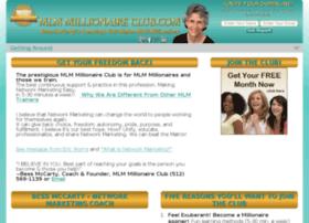 wlmtesting.mlmmillionaireclub.com