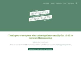 wmhomecoming.com