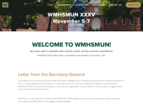 wmhsmun.org