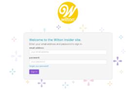 wmi.wilton.com