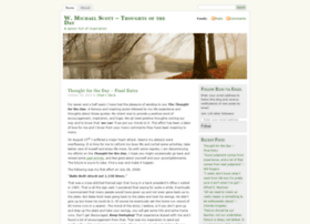 wmichaelscott.wordpress.com