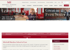 wmitchell.edu