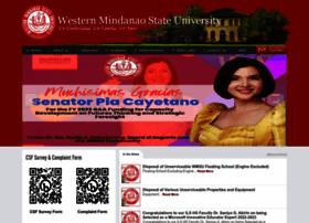 wmsu.edu.ph