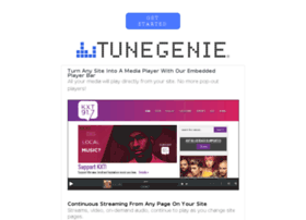 wnnk.tunegenie.com