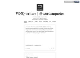 wnq-writers.com