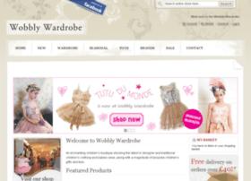 wobblywardrobe.co.uk