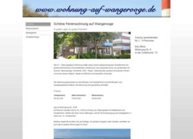 wohnung-auf-wangerooge.de