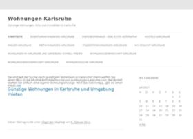 wohnungen-karlsruhe.com