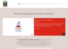 wohnungsbaugenossenschaften-hh.de