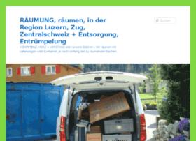wohnungsraeumungen.ch