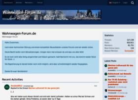 wohnwagen-forum.de