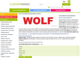 wolf-manda.cz