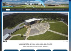 wolfcreekamphitheater.com