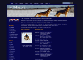 wolfdog.org