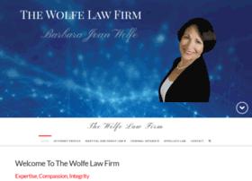 wolfefamilylaw.com