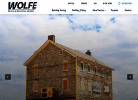 wolfehousebuildingmovers.com
