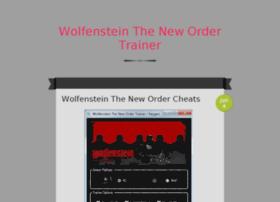 wolfensteinthenewordertrainer.wordpress.com