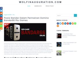 wolfinauguration.com
