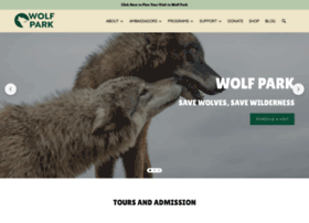 wolfpark.org