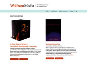 wolfram-media.com