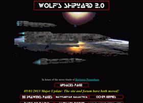 wolfsshipyard.com