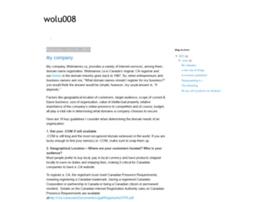 wolu008.blogspot.nl