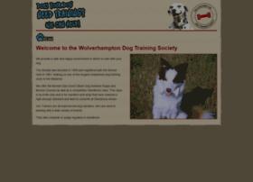 wolverhamptondogtrainingsociety.co.uk