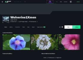 wolverine1xmen.deviantart.com