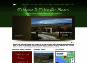 wolvertonmanor.co.uk