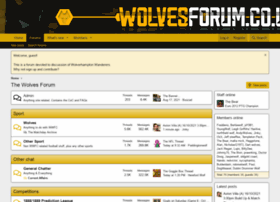 wolvesforum.co.uk