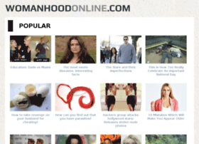 womanhoodonline.com