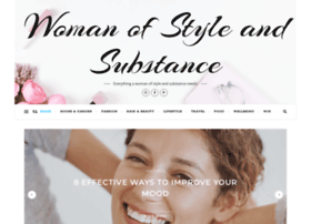 womanofstyleandsubstance.com