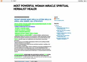 womanpowerfulhealer.blogspot.com