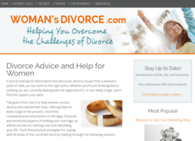 womansdivorce.com