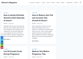 womansmagazine.net