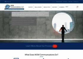 womcommunications.com