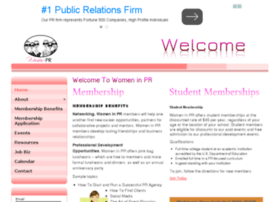 women-in-pr.memberlodge.com