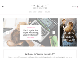 women-unlimited.co.uk