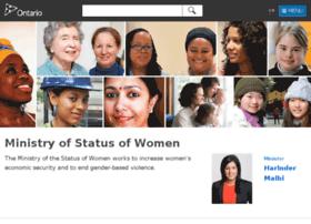 women.gov.on.ca