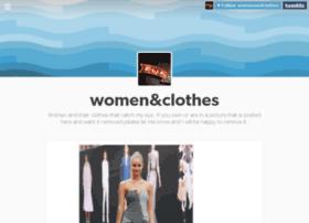 womenandclothes.tumblr.com