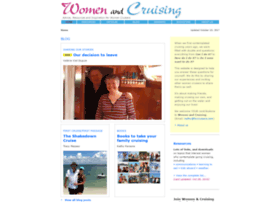 womenandcruising.com