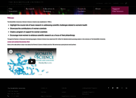 womenandscience.rockefeller.edu