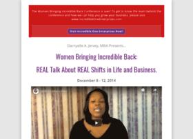 womenbringingincredibleback.com