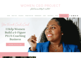 womenceoproject.com
