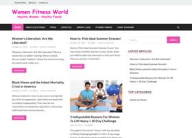 womenfitnessworld.com